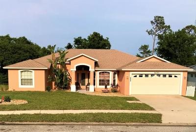 Port Orange Single Family Home For Sale: 6020 Spruce Point Circle