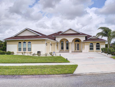 Venetian Bay Single Family Home For Sale: 3359 Caterina Drive