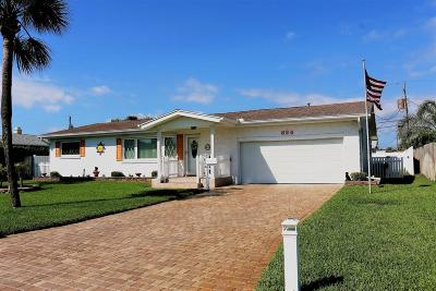 Ormond Beach Single Family Home For Sale: 824 Marvin Road