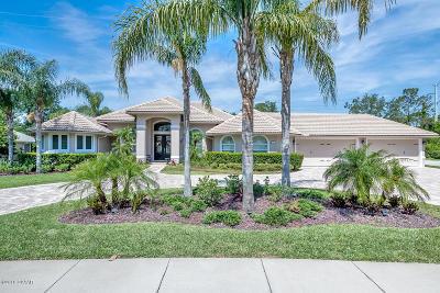 Ormond Beach Single Family Home For Sale: 19 Dartmouth