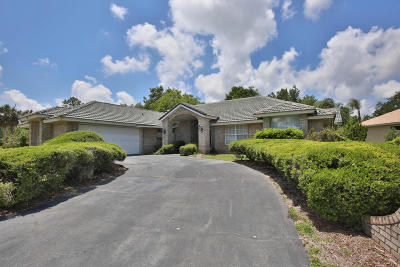 Daytona Beach Single Family Home For Sale: 100 Double Eagle Drive