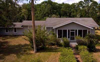 Single Family Home For Sale: 810 Peterson Road