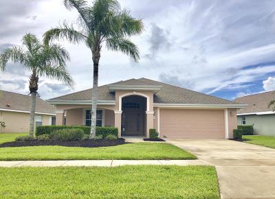 Port Orange Single Family Home For Sale: 1446 Areca Palm Drive