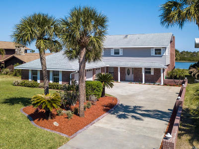 New Smyrna Beach Single Family Home For Sale: 103 Cunningham Drive