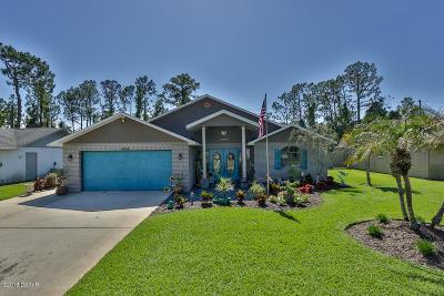 Port Orange Single Family Home For Sale: 4724 Chardonnay Lane