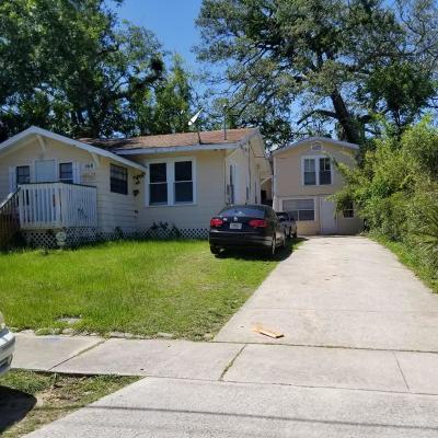 Volusia County Multi Family Home For Sale: Pierce & Mulberry Portfolio Street