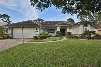 Daytona Beach Single Family Home For Sale: 821 Sea Duck Drive