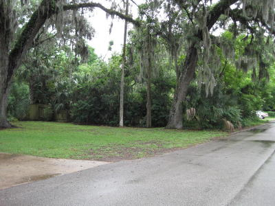 Volusia County Residential Lots & Land For Sale: 1567 Hammock Drive