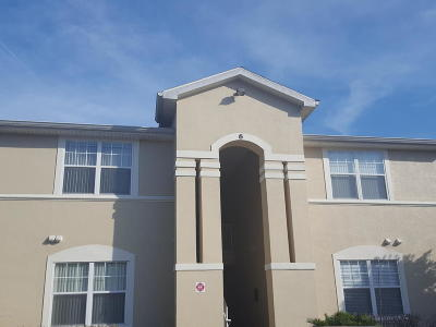 Port Orange Condo/Townhouse For Sale: 830 Airport Road #606