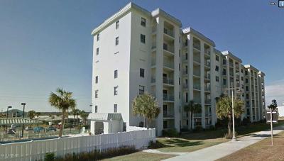 Daytona Beach Shores Condo/Townhouse For Sale: 3800 S Atlantic Avenue #5070