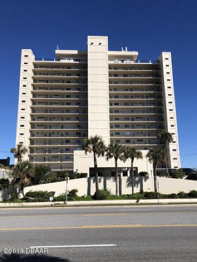 Ormond Beach Condo/Townhouse For Sale: 89 S Atlantic Avenue #1103
