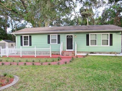 South Daytona Single Family Home For Sale: 799 Chicago Avenue