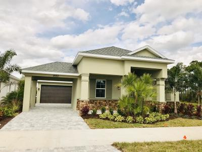 Venetian Bay Single Family Home For Sale: King Palm Dr Lot 121
