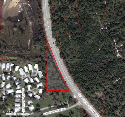 Volusia County Residential Lots & Land For Sale: Clyde Morris Boulevard