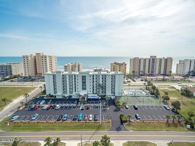 Daytona Beach Shores Condo/Townhouse For Sale: 3800 S Atlantic Avenue #1070