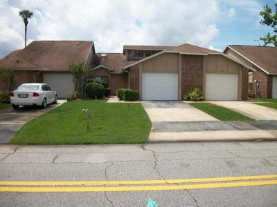Volusia County Attached For Sale: 140 Black Duck Circle