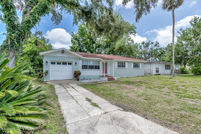 Daytona Beach Single Family Home For Sale: 115 Maplewood Drive