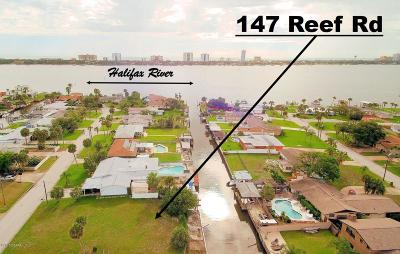 Volusia County Residential Lots & Land For Sale: 147 Reef Road