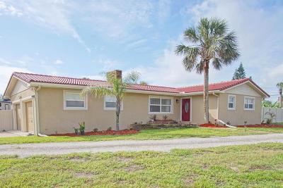 Daytona Beach Single Family Home For Sale: 1010 Bel Aire Drive