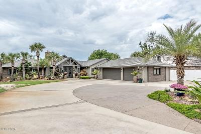 Ormond Beach Single Family Home For Sale: 806 Riverside Drive
