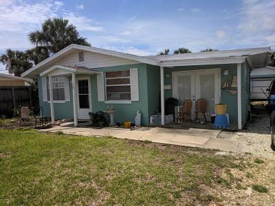 Ormond Beach Single Family Home For Sale: 18 River Drive