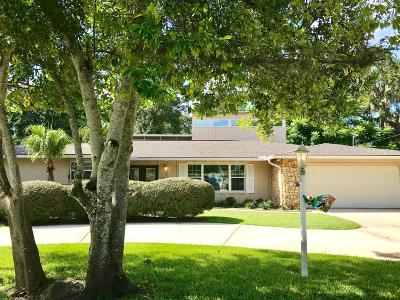Tomoka Oaks Single Family Home For Sale: 57 S St Andrews Drive