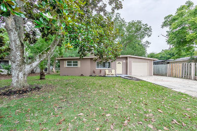 Ormond Beach Single Family Home For Sale: 748 Orchard Avenue
