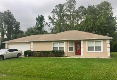Palm Coast Single Family Home For Sale: 3 Bunker Knolls Lane