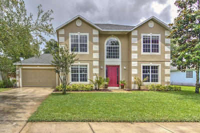 Ormond Beach Single Family Home For Sale: 105 Chrysanthemum Drive