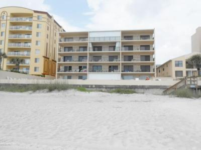 Daytona Beach Shores Condo/Townhouse For Sale: 3807 S Atlantic Avenue #4010