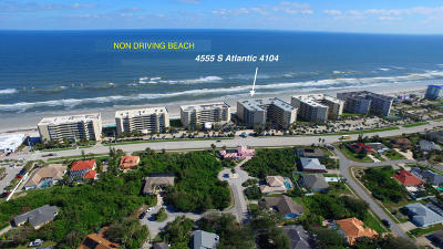 Ponce Inlet Condo/Townhouse For Sale: 4555 S Atlantic Avenue #4104