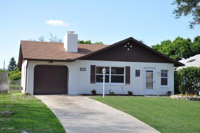 New Smyrna Beach Single Family Home For Sale: 820 E 22nd Avenue