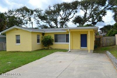 Daytona Beach Single Family Home For Sale: 408 Frances Terrace