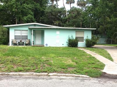 Daytona Beach Single Family Home For Sale: 532 Sandra Avenue