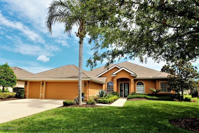 Ormond Beach Single Family Home For Sale: 1010 Lake Bridge Drive