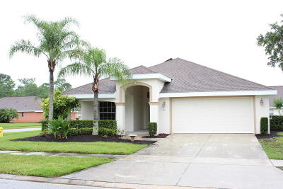 Port Orange Single Family Home For Sale: 1442 Areca Palm Drive
