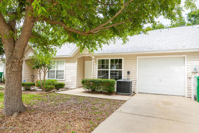 Volusia County Attached For Sale: 1005 Grand Hickory Circle