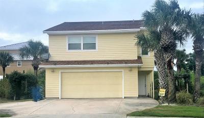New Smyrna Beach Single Family Home For Sale: 4621 S Atlantic Avenue