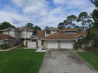 Daytona Beach Single Family Home For Sale: 512 Brown Pelican Drive