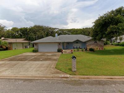New Smyrna Beach Single Family Home For Sale: 820 E 21st Avenue