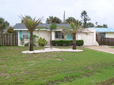 Ormond Beach Single Family Home For Sale: 6 Palm Drive