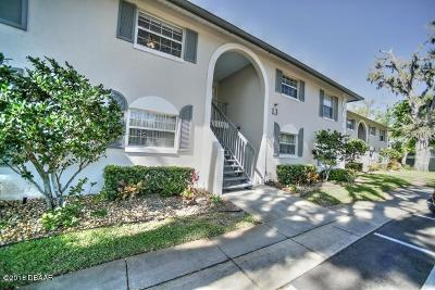 Ormond Beach Condo/Townhouse For Sale: 203 S Orchard Street #13C