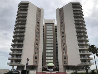 Daytona Beach Shores Condo/Townhouse For Sale: 2967 S Atlantic Avenue #504