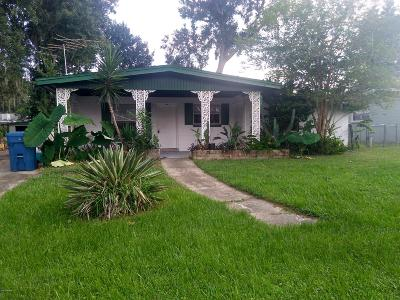 Daytona Beach Single Family Home For Sale: 1155 Oakview Drive