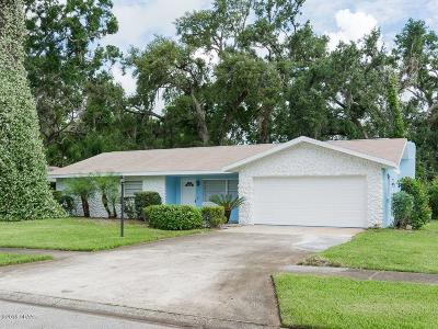 Port Orange Single Family Home For Sale: 611 Touchstone Circle