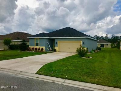 Ormond Beach FL Single Family Home For Sale: $235,000