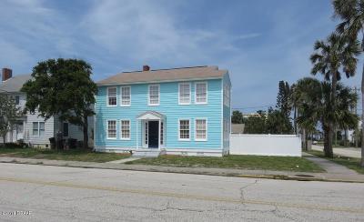 Volusia County Multi Family Home For Sale: 323 S Grandview Avenue