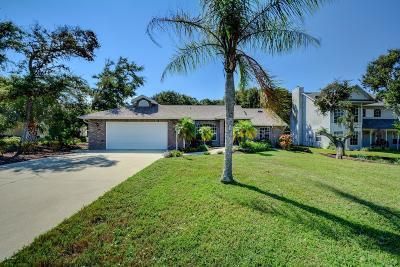 New Smyrna Beach Single Family Home For Sale: 815 E 7th Avenue