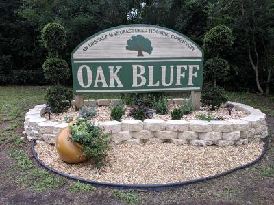 Volusia County Residential Lots & Land For Sale: 1349 Cedar Bluff