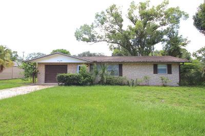 Port Orange Single Family Home For Sale: 408 Grant Street